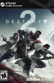 دانلود بک آپ بازی Destiny 2 برای PC