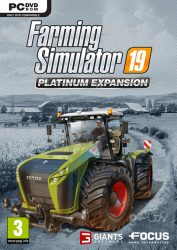 دانلود بازی Farming Simulator 19 - Platinum Expansion برای PC