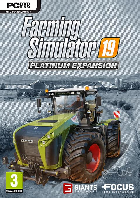 دانلود بازی Farming Simulator 19 - Platinum Expansion برای PC