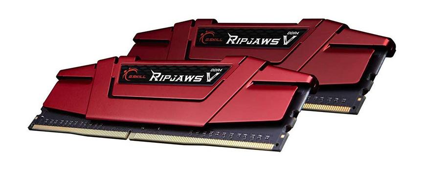 G.Skill RipjawsV DDR4 16GB 2400 CL17