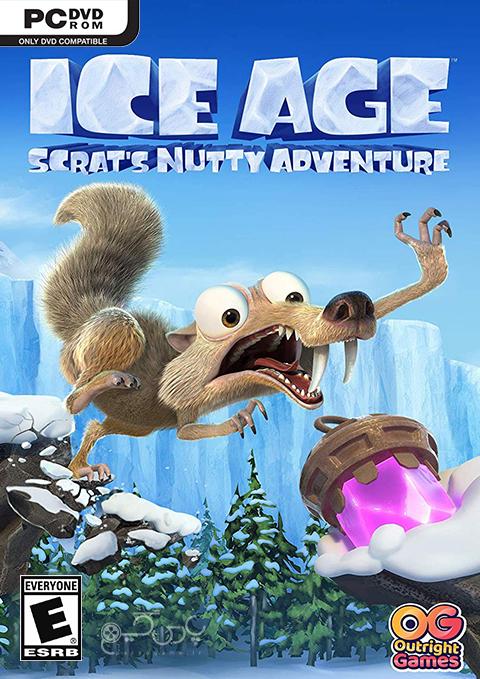 دانلود بازی Ice Age Scrat's Nutty Adventure برای PC