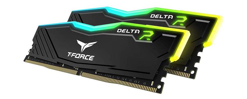 Team Group DELTA RGB 16GB DDR4 3000 CL16