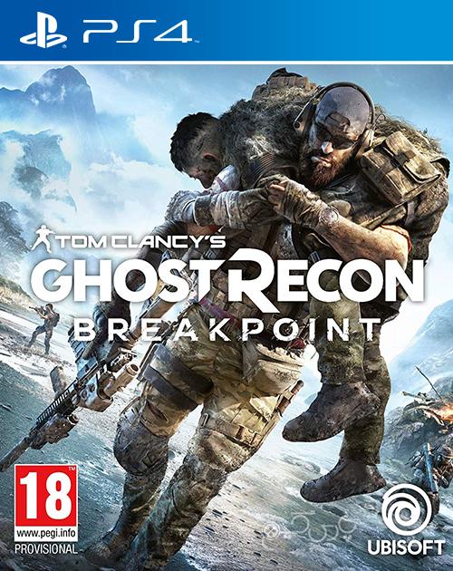 دانلود بازی Tom Clancy's Ghost Recon Breakpoint برای PS4
