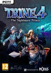 دانلود بازی Trine 4 The Nightmare Prince برای PC