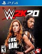 دانلود بازی WWE 2K20 برای PS4