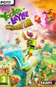 دانلود بازی Yooka-Laylee and the Impossible Lair برای PC