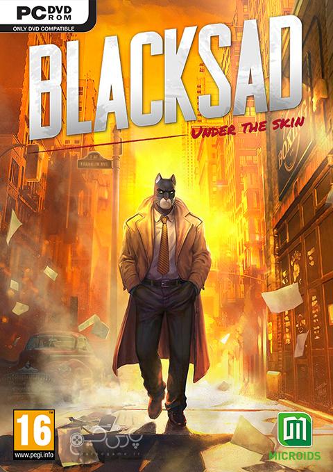 دانلود بازی Blacksad Under the Skin برای PC