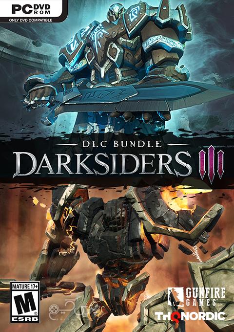 دانلود بازی Darksiders III Keepers Of The Void برای PC