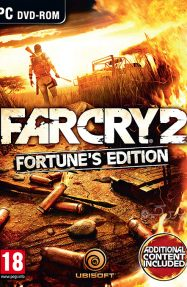 دانلود بازی Far Cry 2 Fortune's Edition برای PC