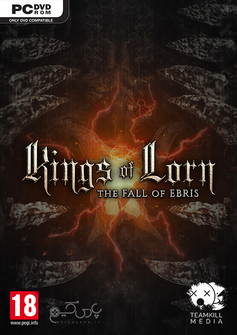 دانلود بازی Kings of Lorn The Fall of Ebris برای PC