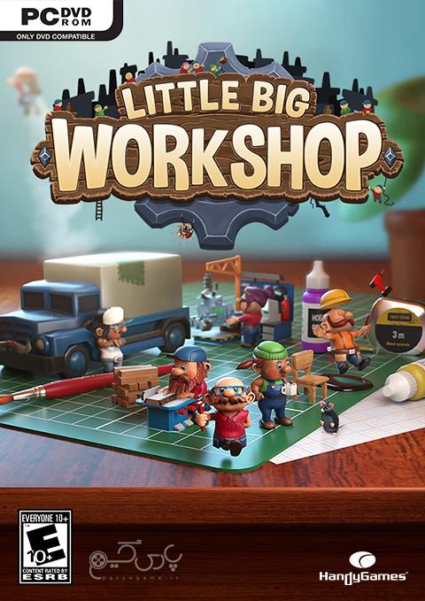 دانلود بازی Little Big Workshop برای PC