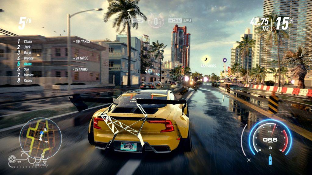 نمرههای بازی Need for Speed Heat از سوی وبسایتهای مطرح: رگ آخر هیجان