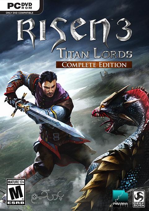 دانلود بازی Risen 3 Titan Lords برای PC