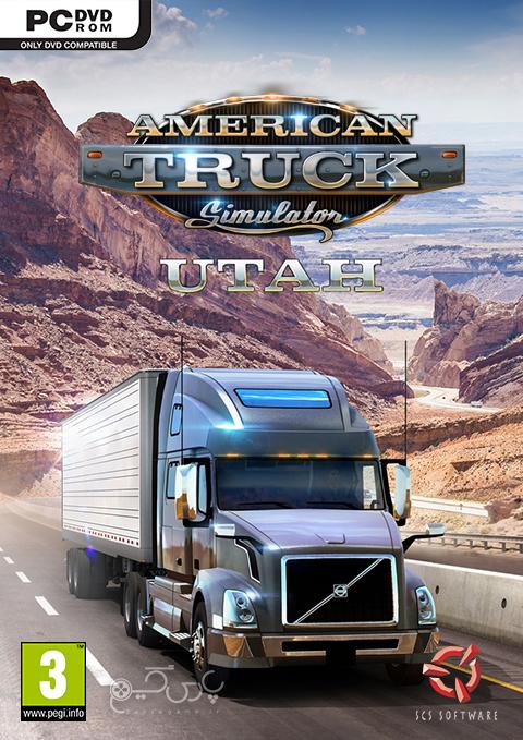 دانلود بازی American Truck Simulator - Utah برای PC