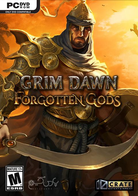 دانلود بازی Grim Dawn Forgotten Gods Expansion برای PC