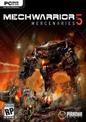 دانلود بازی MechWarrior 5 Mercenaries برای PC