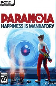 دانلود بازی Paranoia Happiness is Mandatory برای PC