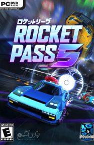 دانلود بازی Rocket League Rocket Pass 5 برای PC