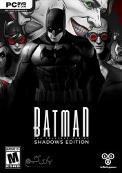 دانلود بازی Telltale Batman Shadows Edition برای PC