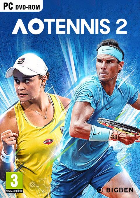 دانلود بازی AO Tennis 2 برای PC
