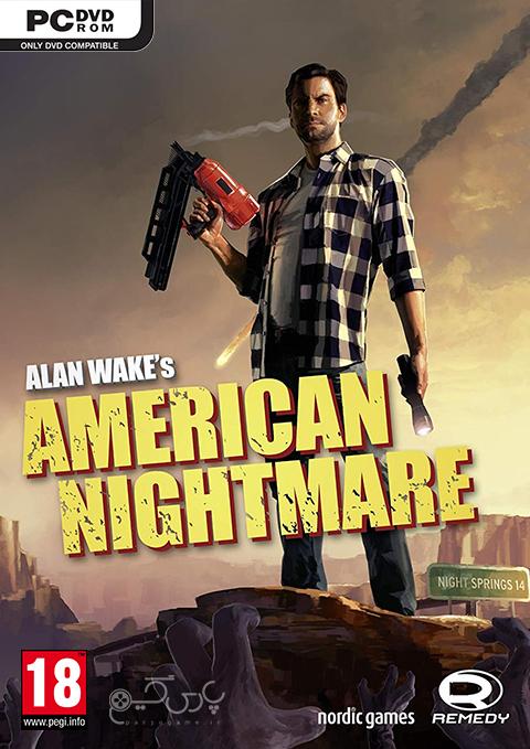 دانلود بازی Alan Wake's American Nightmare برای PC