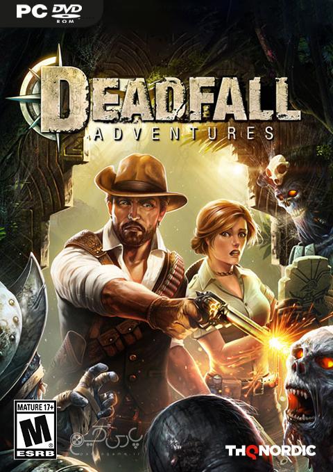 دانلود بازی Deadfall Adventures برای PC