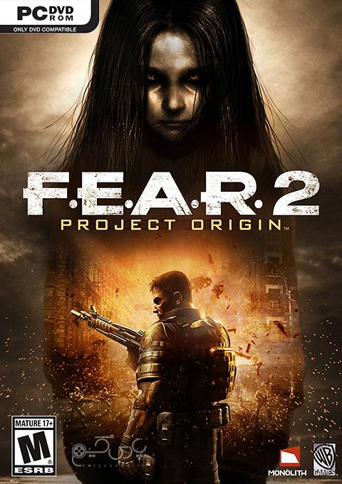 دانلود بازی F.E.A.R. 2 Project Origin برای PC