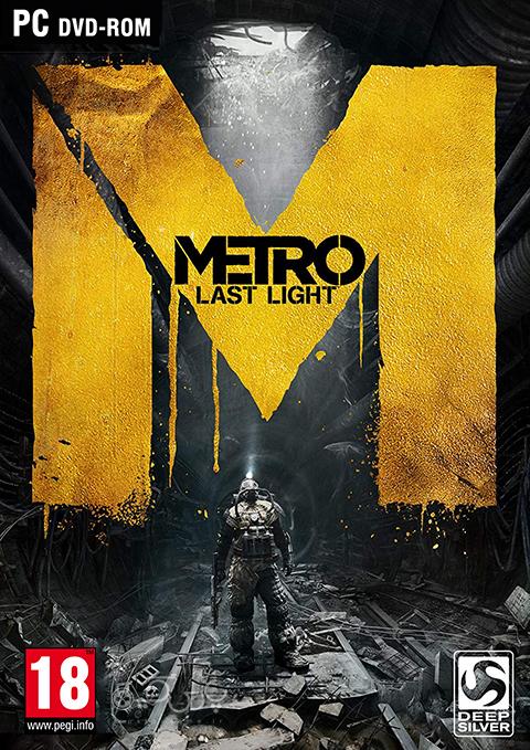 دانلود بازی Metro Last Light برای PC