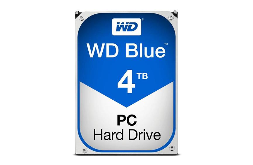 WD Blue 4 TB 64MB 5400RPM
