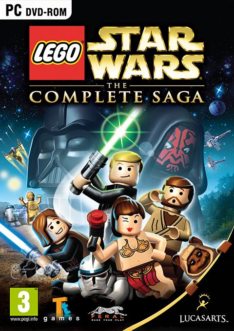 دانلود بازی Lego Star Wars The Complete Saga برای PC