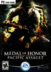 دانلود بازی Medal of Honor Pacific Assault برای PC