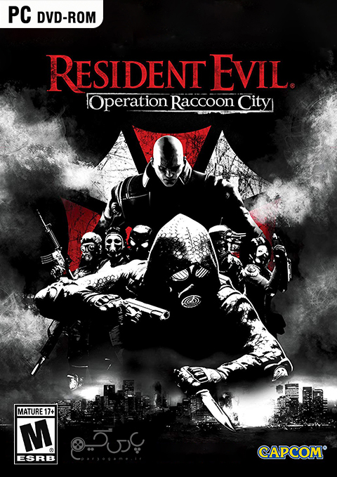 دانلود بازی Resident Evil Operation Raccoon City برای PC