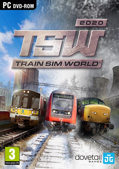 دانلود بازی Train Sim World 2020 برای PC