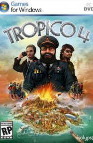 دانلود بازی Tropico 4 برای PC