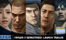 yakuza 5 remasterd
