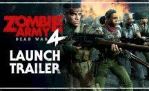 zombie army 4 launch