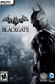 دانلود بازی Batman Arkham Origins Blackgate برای PC