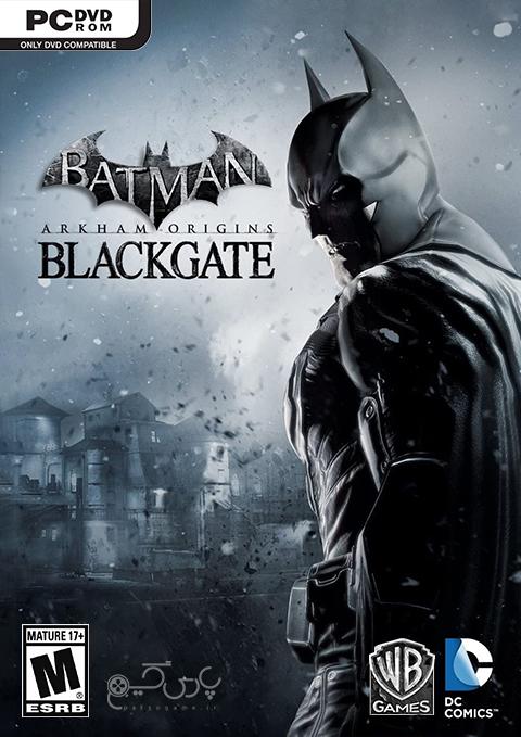دانلود بازی Batman Arkham Origins Blackgate برای PC