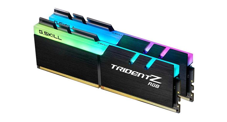 G.Skill Trident Z ZKW 28GB DDR4 3200MHZ CL16