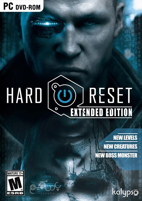 دانلود بازی Hard Reset برای PC