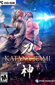 دانلود بازی KATANA KAMI A Way of the Samurai Story برای PC