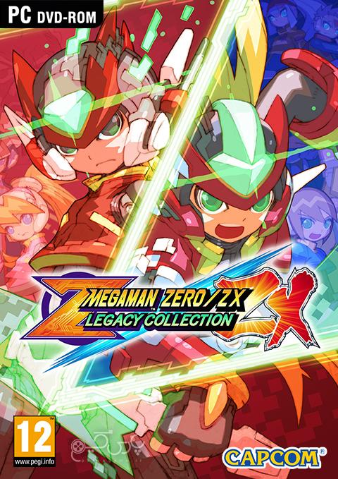 دانلود بازی Mega Man Zero/ZX Legacy Collection برای PC
