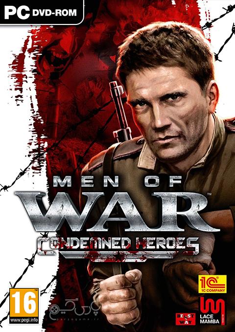 دانلود بازی Men of War Condemned Heroes برای PC