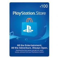 PSN Gift Card 100$