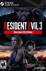 دانلود بازی Resident Evil 3 Raccoon City Demo برای PC