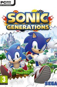 دانلود بازی Sonic Generations برای PC