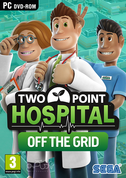 دانلود بازی Two Point Hospital Off the Grid برای PC