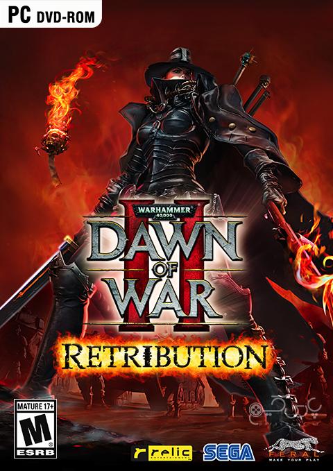 دانلود بازی Warhammer 40,000 Dawn of War II – Retribution برای PC