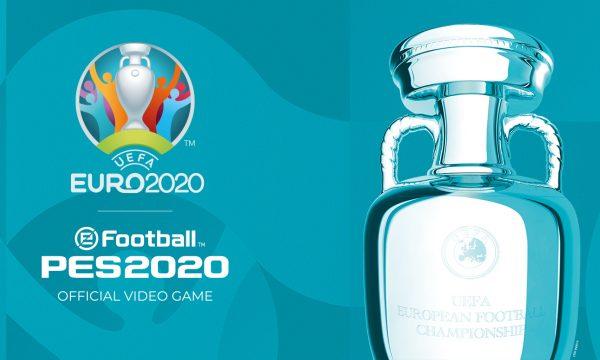 euro2020 PES 2020