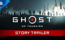 ghost of tsushiam story trailer